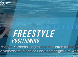 Inside SWIM Akademie: Korrekte Körperposition